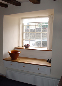 Free Standing And Fitted Furniture From English Wood